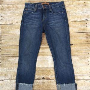 Women's Joe's Jeans Cropped size 25